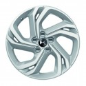 "Set of 4 alloy wheels DS Automobiles BERLIN 17"" - DS 7 Crossback SUV"