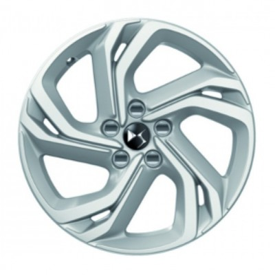 """Set of 4 alloy wheels DS Automobiles BERLIN 17"""" - DS 7 Crossback SUV"""