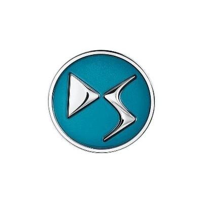 Stredové krytky DS Automobiles - ZELENÁ EMERAUDE