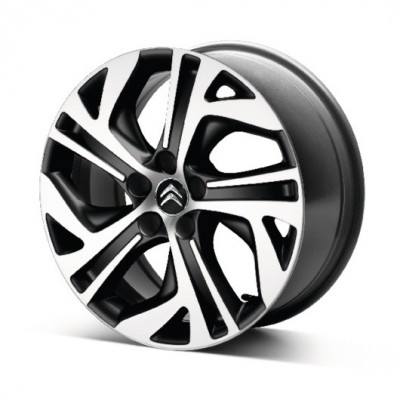 Alloy wheel Citroën ZEPHYR NOIR 17'' - C4 SpaceTourer, Grand C4 SpaceTourer