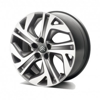 Alloy wheel Citroën ZEPHYR GRIS 17'' - C4 SpaceTourer, Grand C4 SpaceTourer