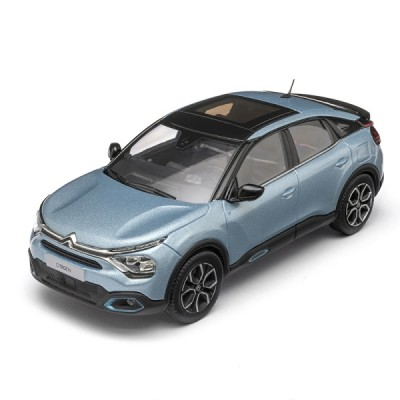 Model Citroën ë-C4 2020 1:43