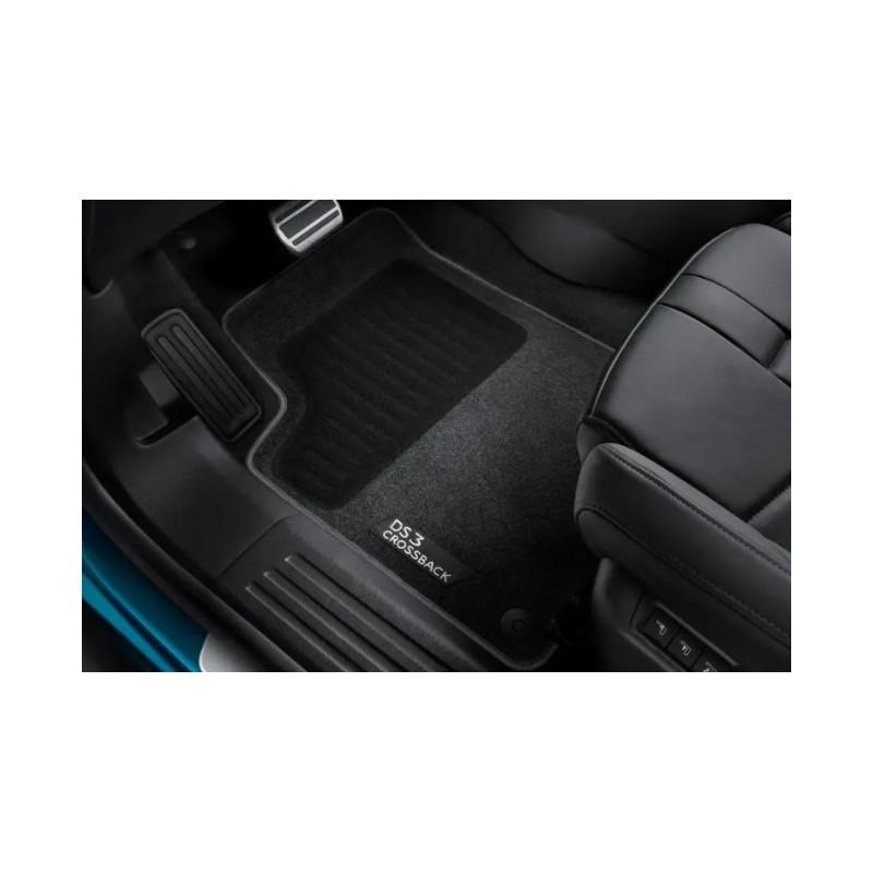 Set of needle-pile floor mats DS 3 Crossback SUV