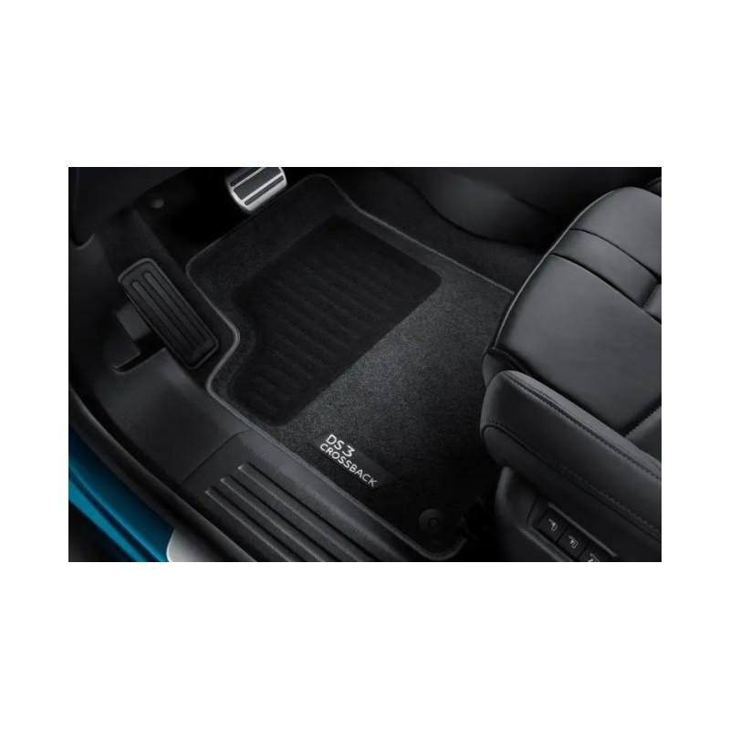 Set of needle-pile floor mats DS 3 Crossback E-Tense SUV