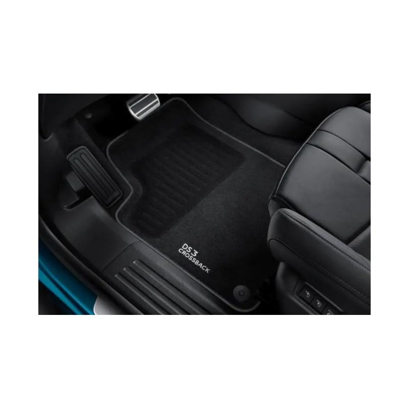 Set of velour floor mats DS 3 Crossback SUV