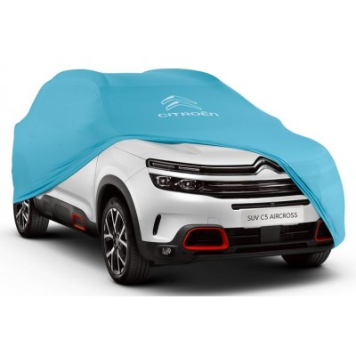 Protective cover for interior parking Citroën (size 4)