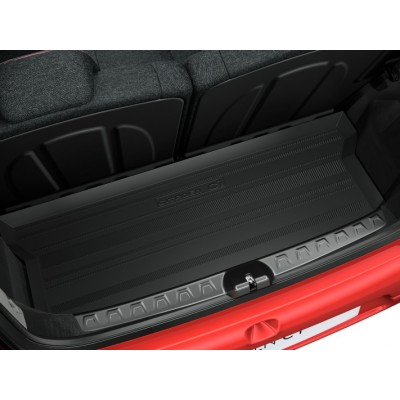 Luggage compartment tray plastic Citroën C1 (B4)