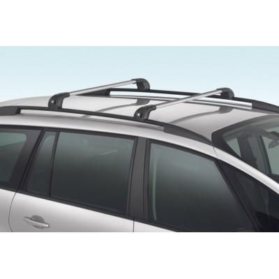 Set of 2 transverse roof bars Citroën Grand C4 Picasso