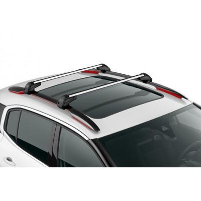 Juego de 2 barras de techo transversales Citroën C5 Aircross