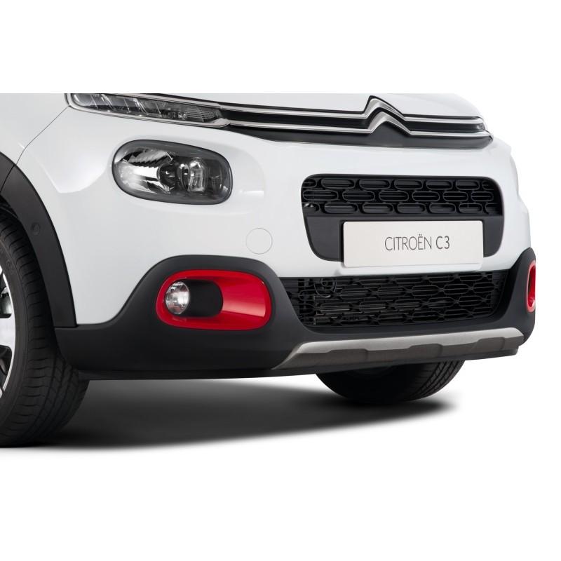 Front bumper moulding Citroën C3