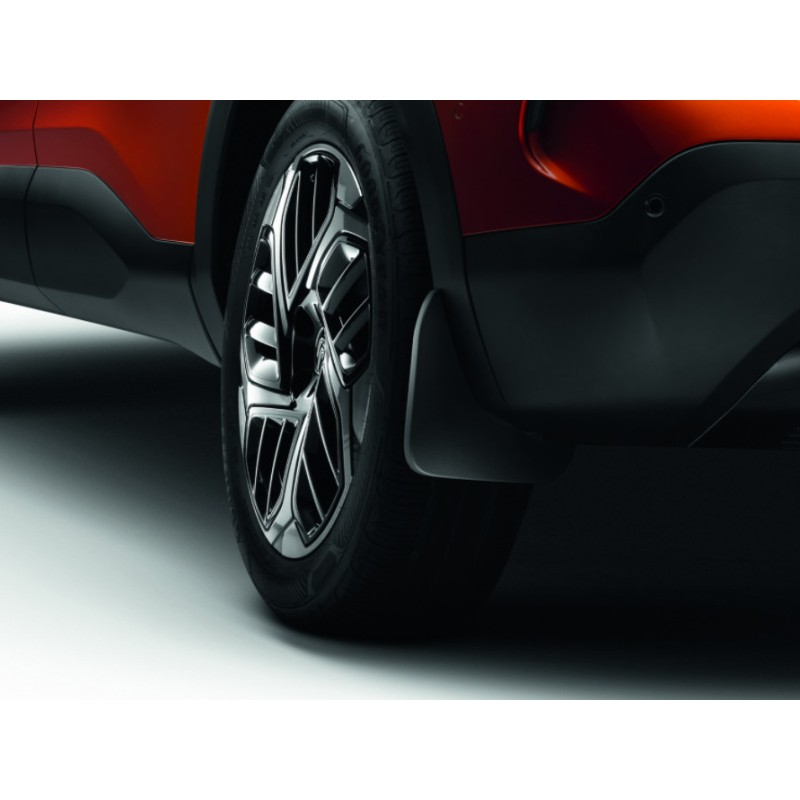Set of rear mud flaps Citroën C4 (C41)