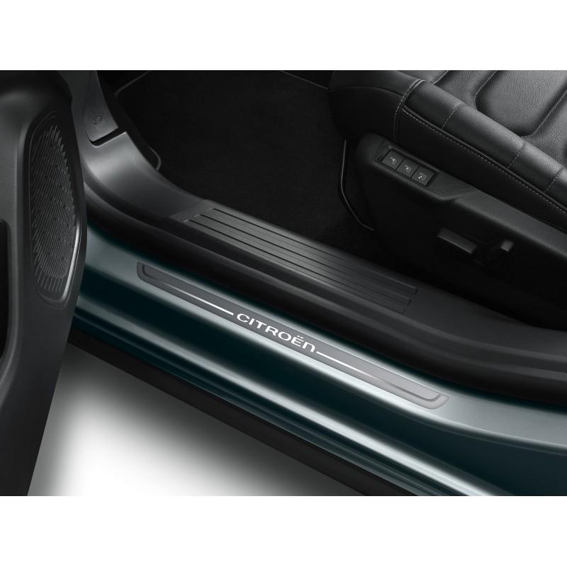 Set of front door sill trims Citroën C1, C4, C-Elysee