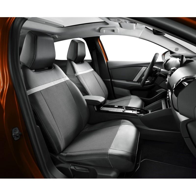 Set of front seat covers MINORQUE Citroën C4 (C41)