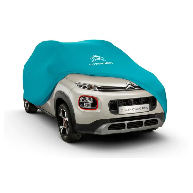 Protective cover for interior parking Citroën - size 3