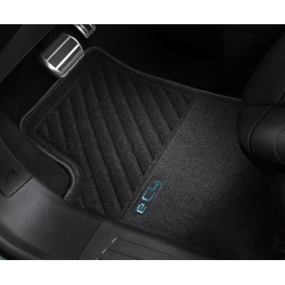 Set of needle-pile floor mats Citroën ë-C4 (C41)