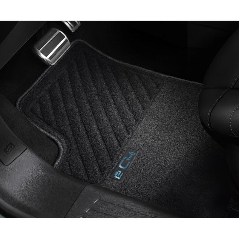 Set of front needle-pile floor mats Citroën ë-C4 (C41)