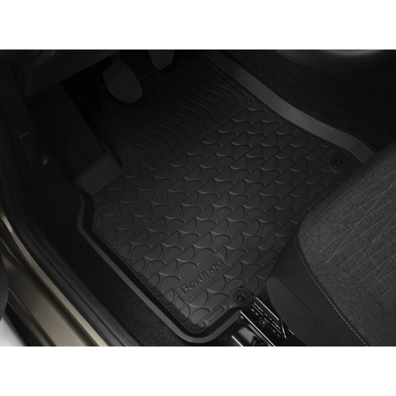 Set of rubber floor mats Citroën Berlingo (B9)