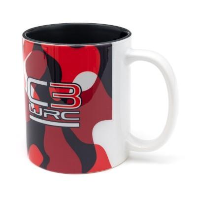 Ceramic mug Citroën C3 WRC
