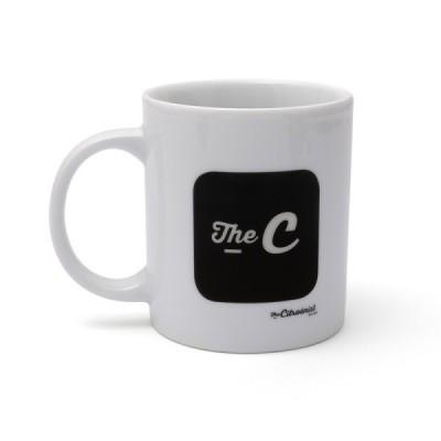 Porcelain mug Citroën THE CITROËNIST