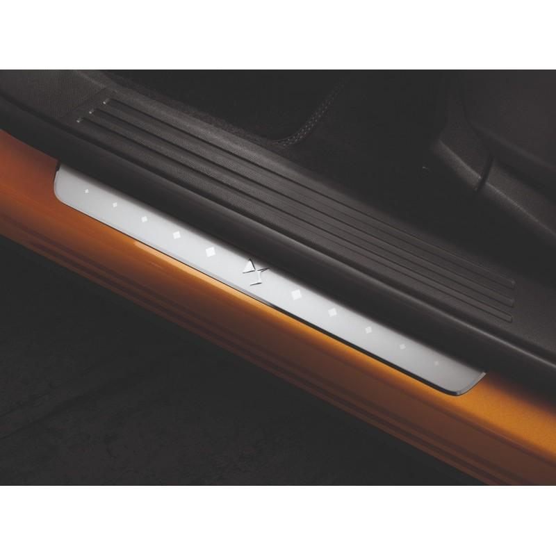 Chrániče prahů předních a zadních dveří DS 7 Crossback SUV