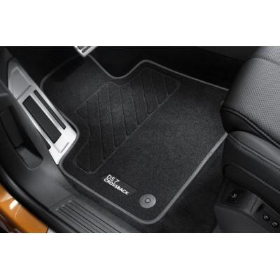 Set of velour floor mats DS 7 Crossback SUV