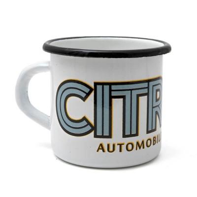 Enamel Mug Citroën CENTENAIRE