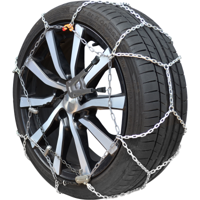 Set of snow chains with cross pieces POLAIRE XK9 090