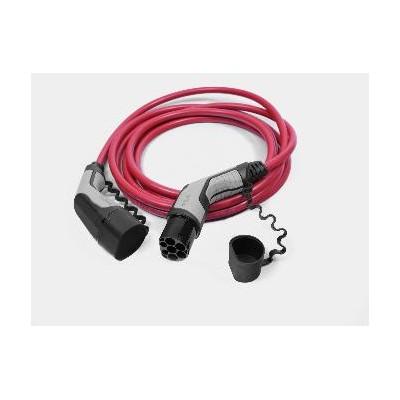 Nabíjecí kabel Mode 3, třífázový 22 KW, 7 m