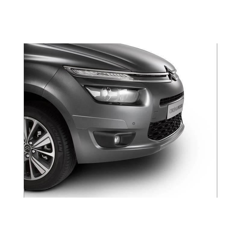 Ochranné pásky pro přední a zadní nárazník Citroën Grand C4 SpaceTourer (Picasso)