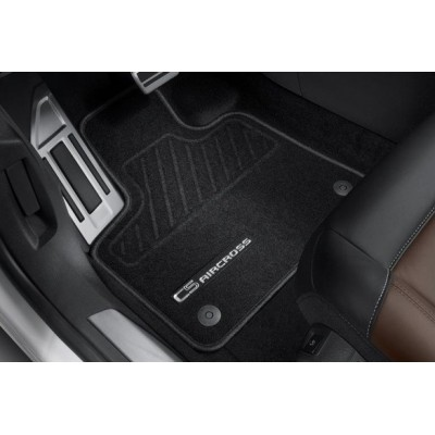 Prošívané koberce pro PRAVOSTRANNÉ ŘÍZENÍ  Citroën C5 Aircross