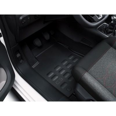 Gumové koberce Citroën C3