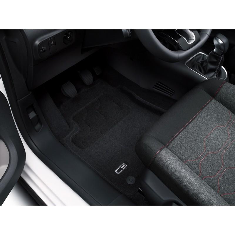 Set of formed mats Citroën C3