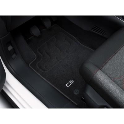 Prešívané koberce Citroën C3