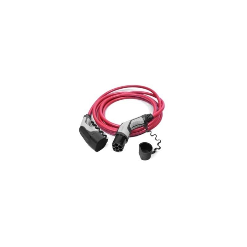 Nabíjecí kabel Mode 3, třífázový 22 KW, 6 m