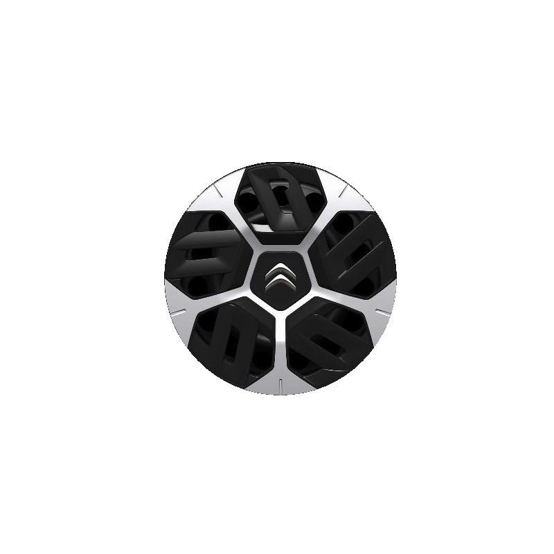 """Sada 4 poklic na kola AEROTECH 18"""" Citroën"""