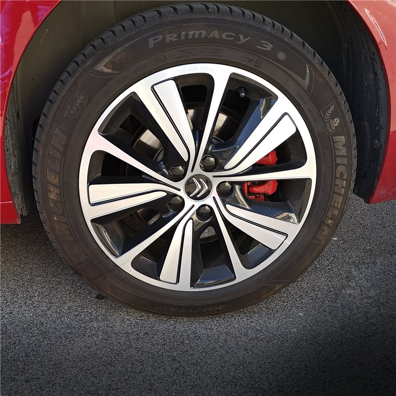 "Sada alu kola Citroën AQUILLON NOIR 17"" - C4 SpaceTourer, Grand C4 SpaceTourer"