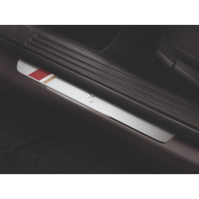 Front door sill trim DS PERFORMANCE - DS 3 Crossback, DS 7 Crossback