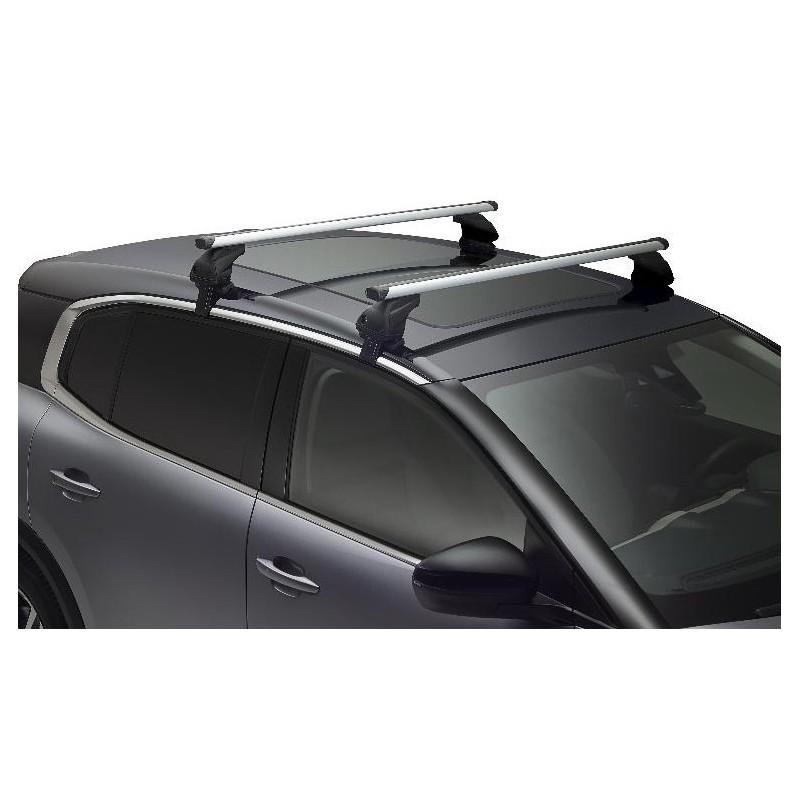 Set of 2 transverse roof bars Citroën C5 Aircross