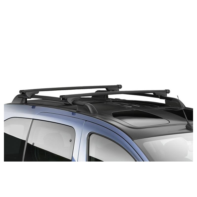 Juego de 2 barras de techo transversales Citroën Berlingo Multispace (B9)