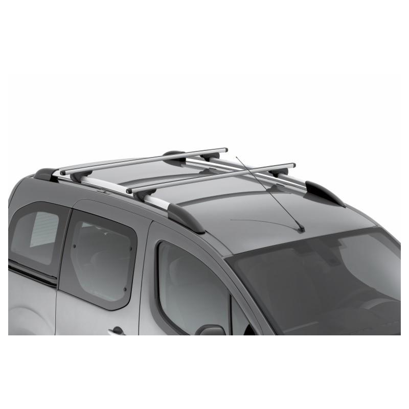 Střešní nosiče Citroën Berlingo (Multispace) B9 s tyčemi